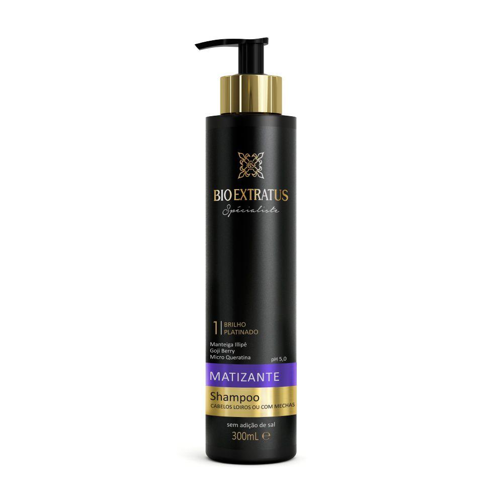 Shampoo Bio Extratus Spécialiste Matizante 300ml