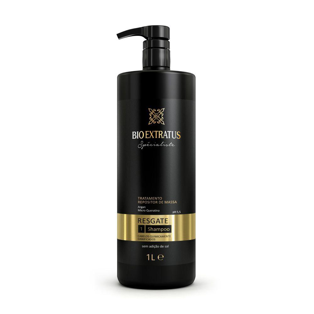 Shampoo Bio Extratus Spécialiste Resgate Capilar 1L