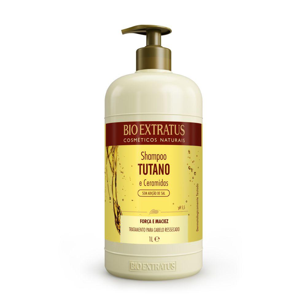 Shampoo Bio Extratus Tutano e Ceramidas 1L