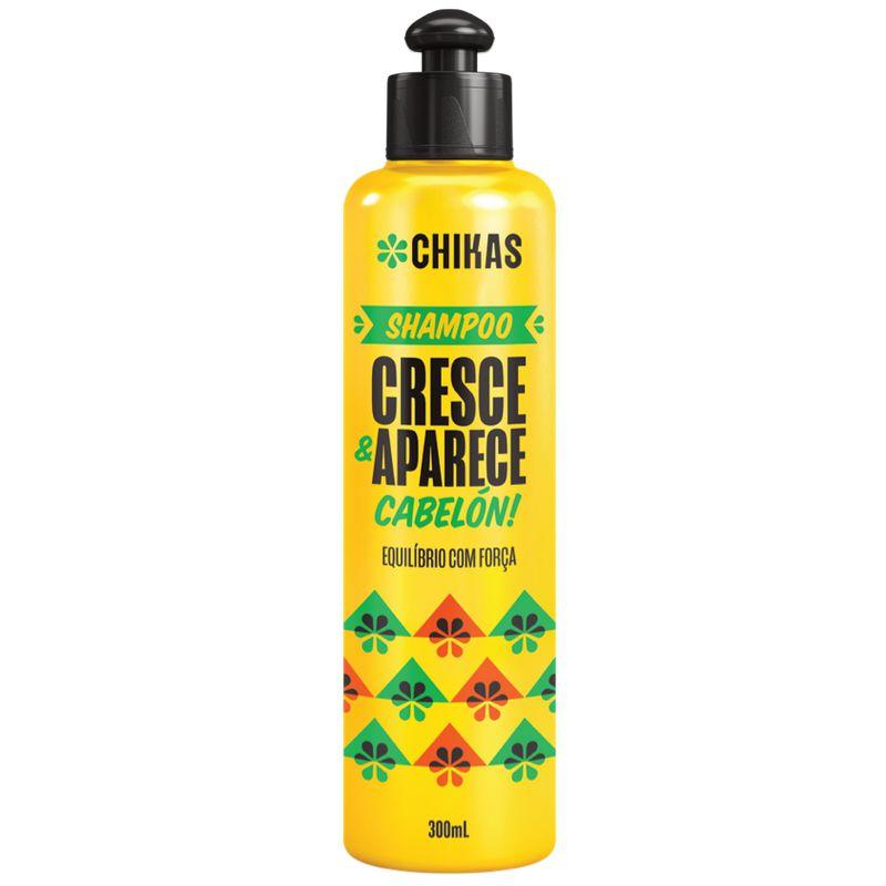 Shampoo Chikas Cresce e Aparece 300ml