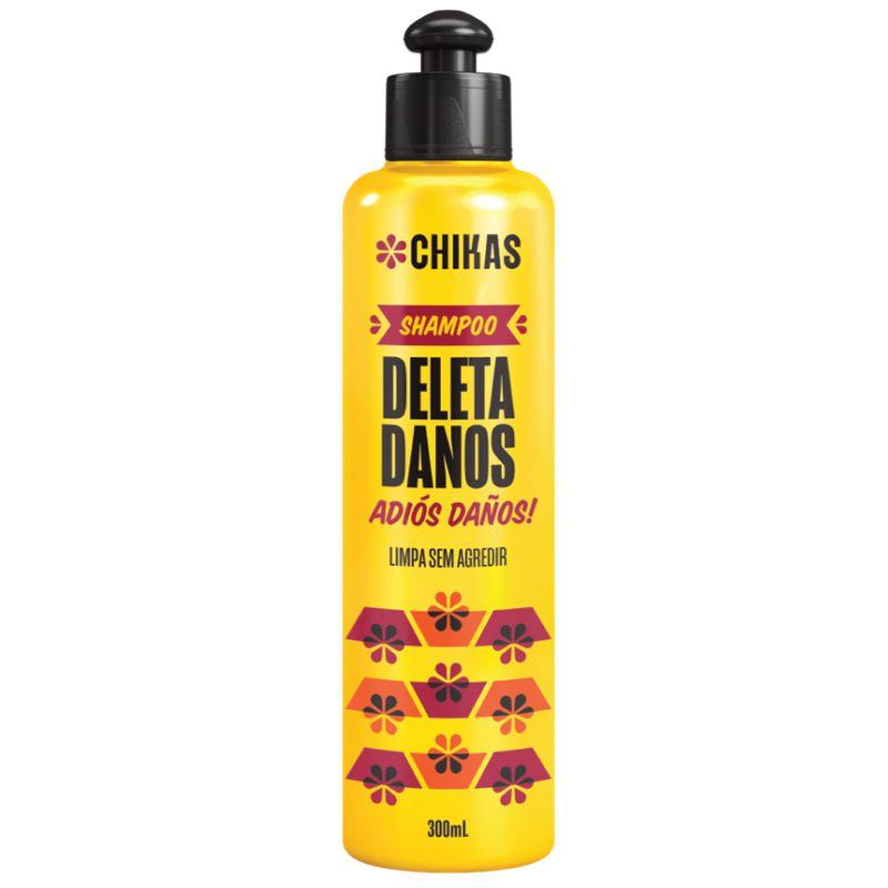 Shampoo Chikas Deleta Danos 300ml