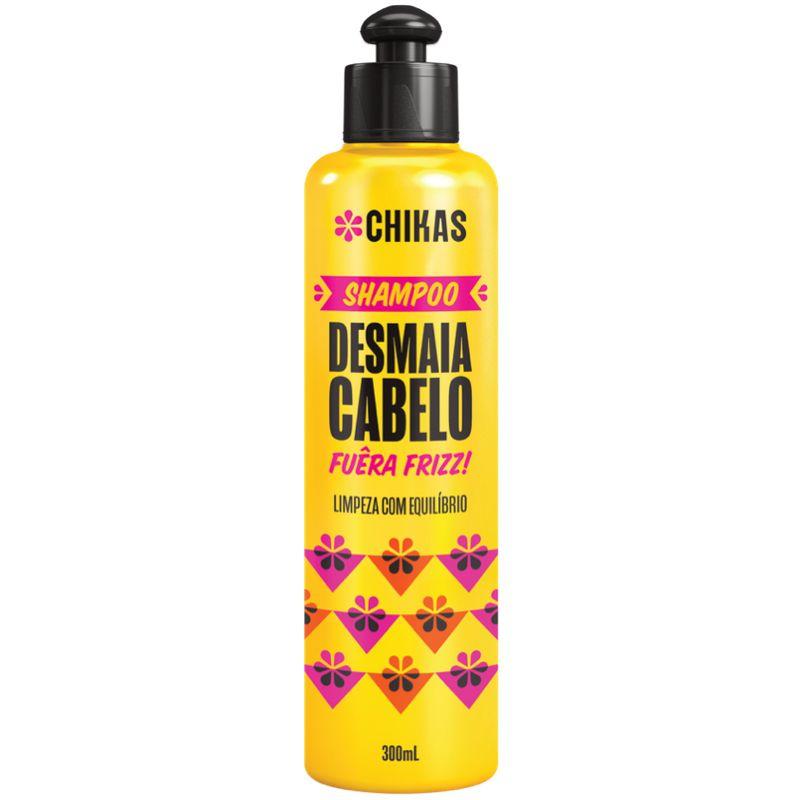 Shampoo Chikas Desmaia Cabelo 300ml