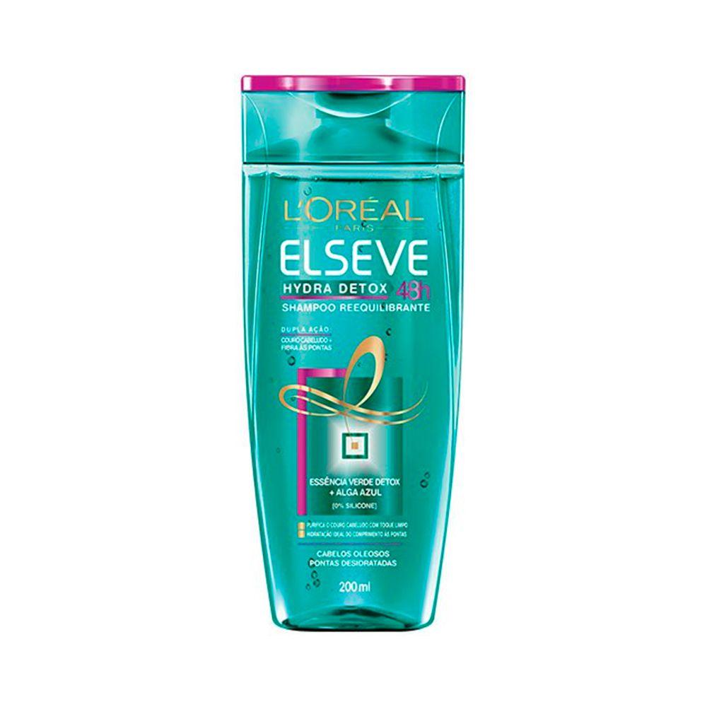 Shampoo Elseve Hydra-Detox 200ml