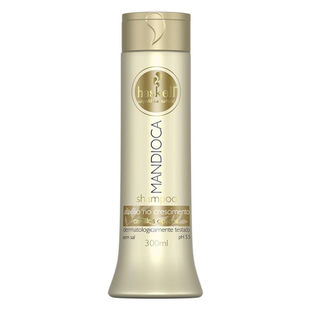 Shampoo Haskell Mandioca 300ml