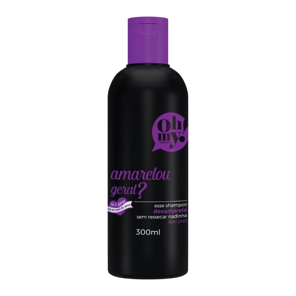 Shampoo Oh My! Amarelou Geral 300ml