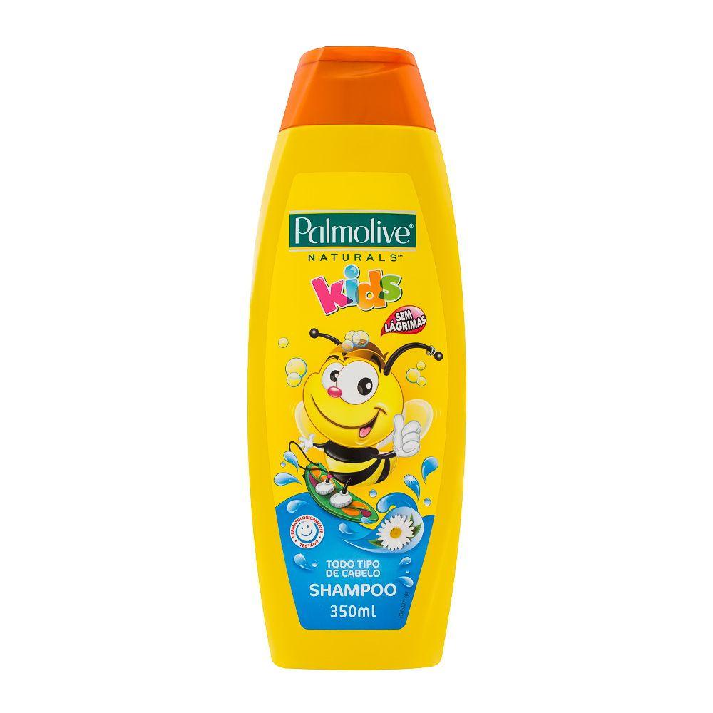Shampoo Palmolive Kids 350ml Todo tipo de Cabelo