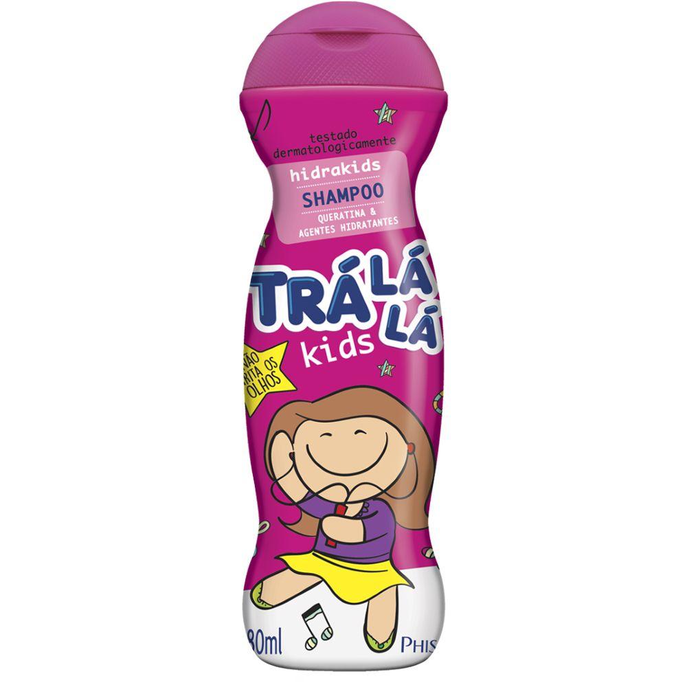 Shampoo Trá Lá Lá 480ml Hidra Kids