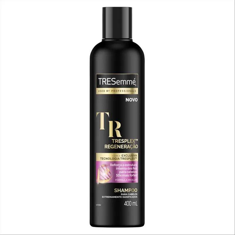 Shampoo Tresemmé Tresplex Regeneração 400ml