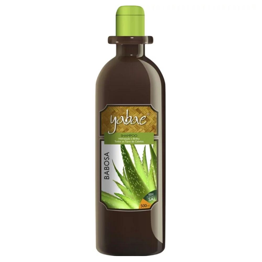 Shampoo Yabae Babosa 500ml