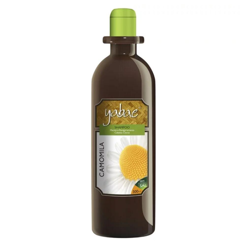 Shampoo Yabae Camomila 500ml
