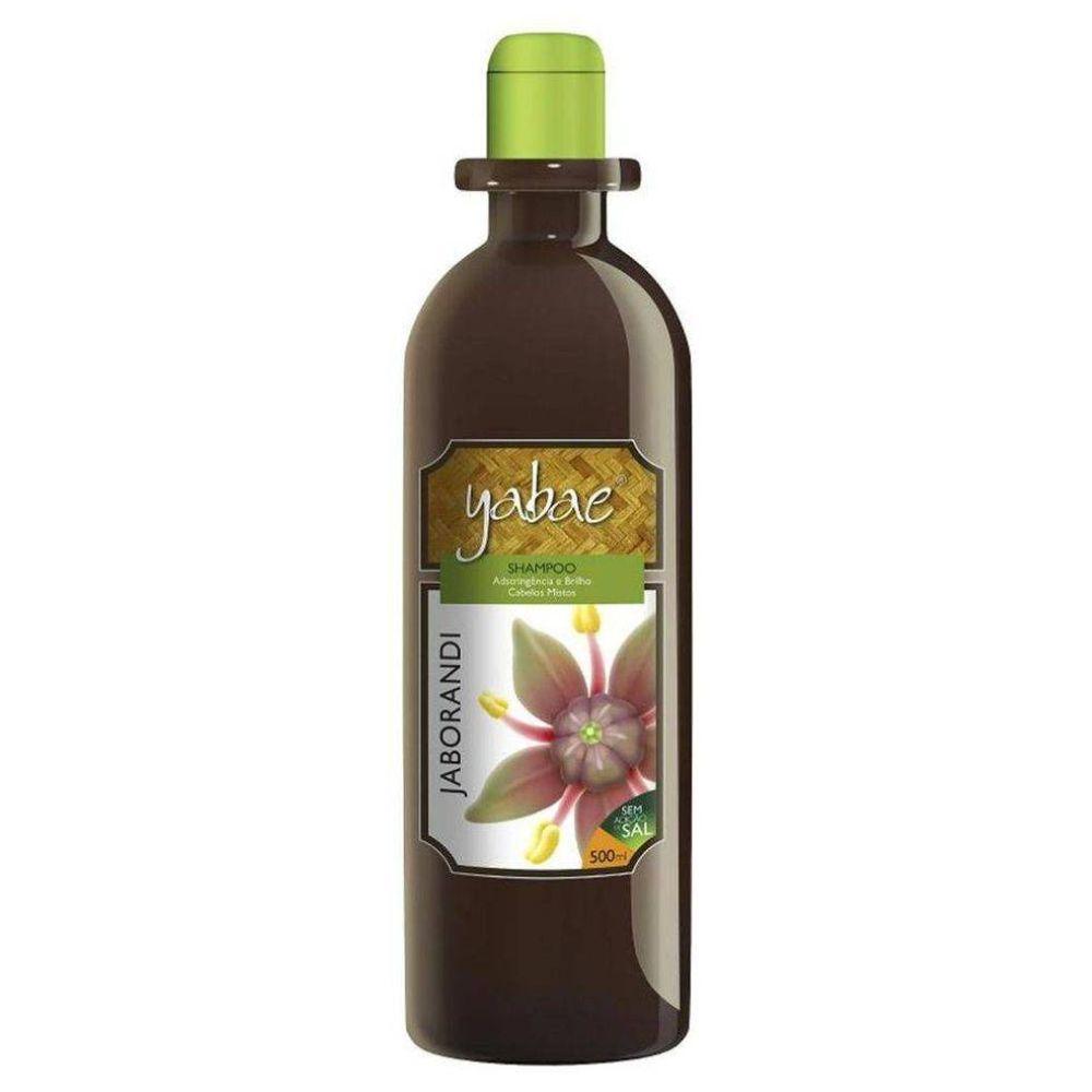 Shampoo Yabae Jaborandi 500ml
