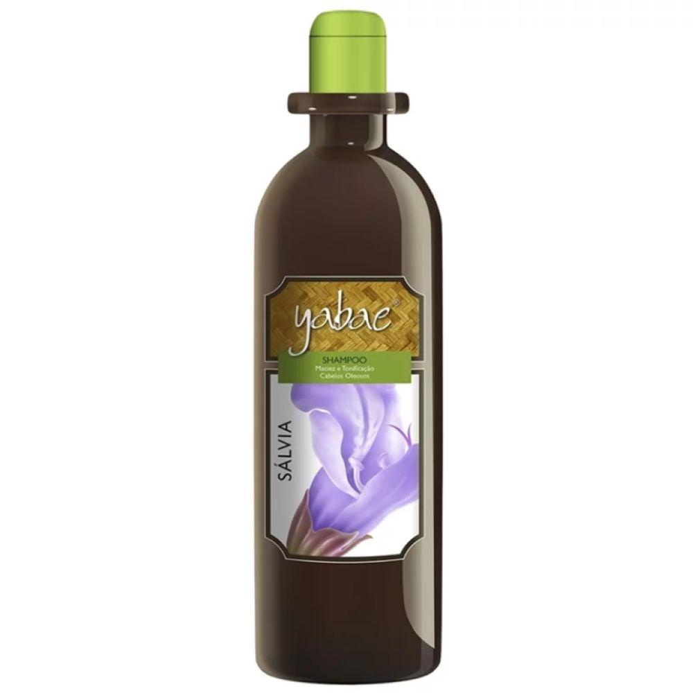 Shampoo Yabae Sálvia 500ml