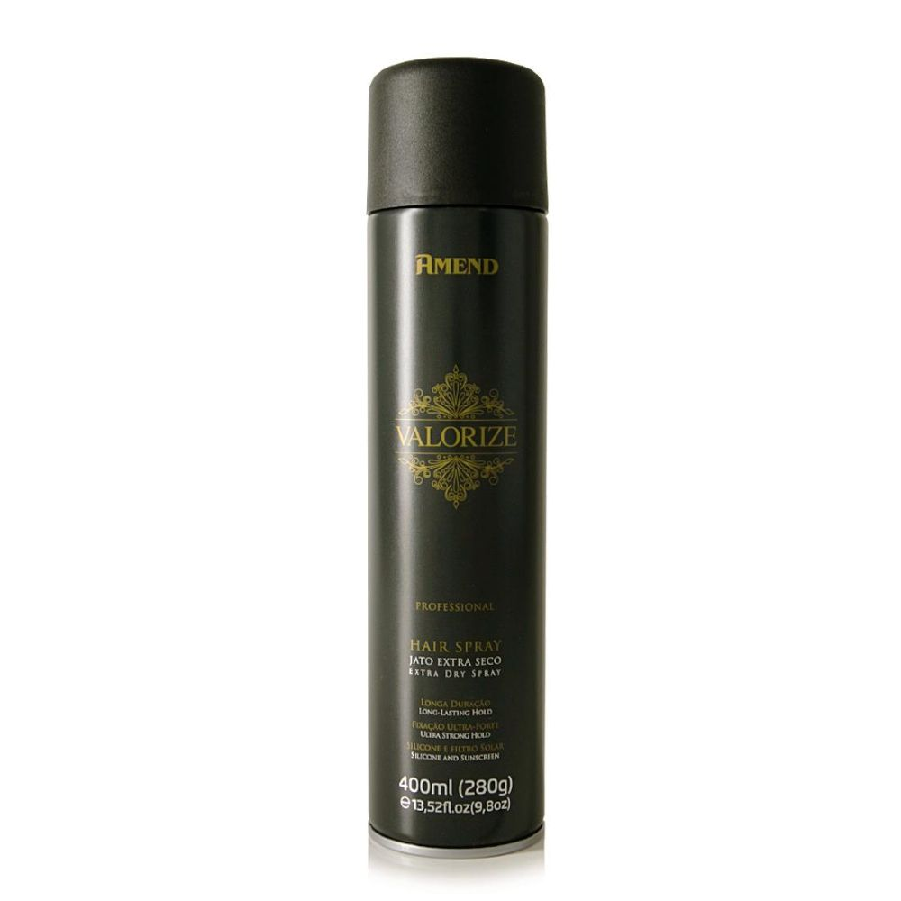 Spray Fixador Amend Valorize 400ml Ultra forte