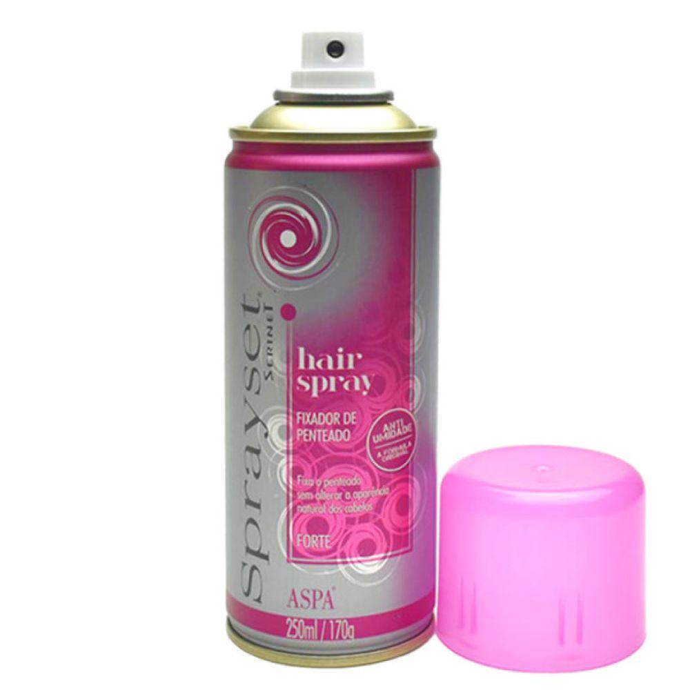 Spray Fixador Sprayset Forte 250ml