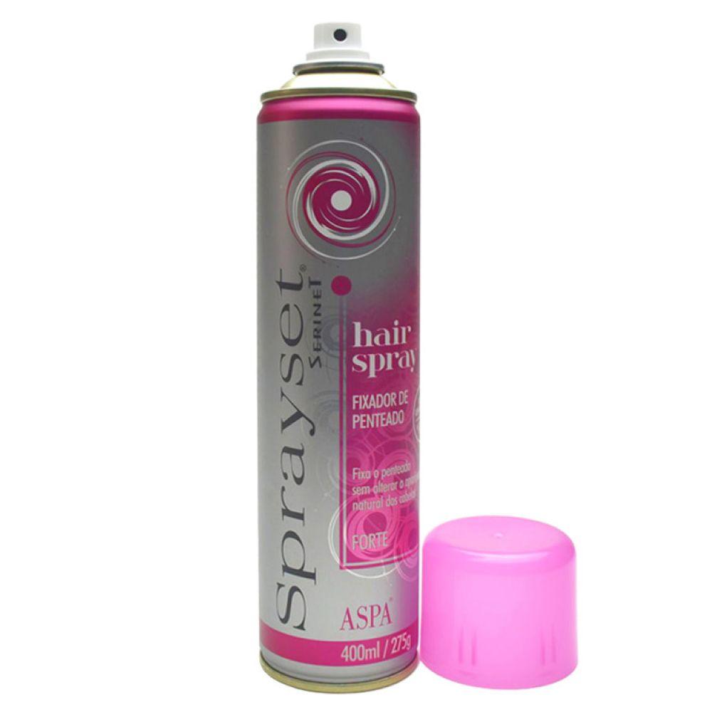 Spray Fixador Sprayset Forte 400ml