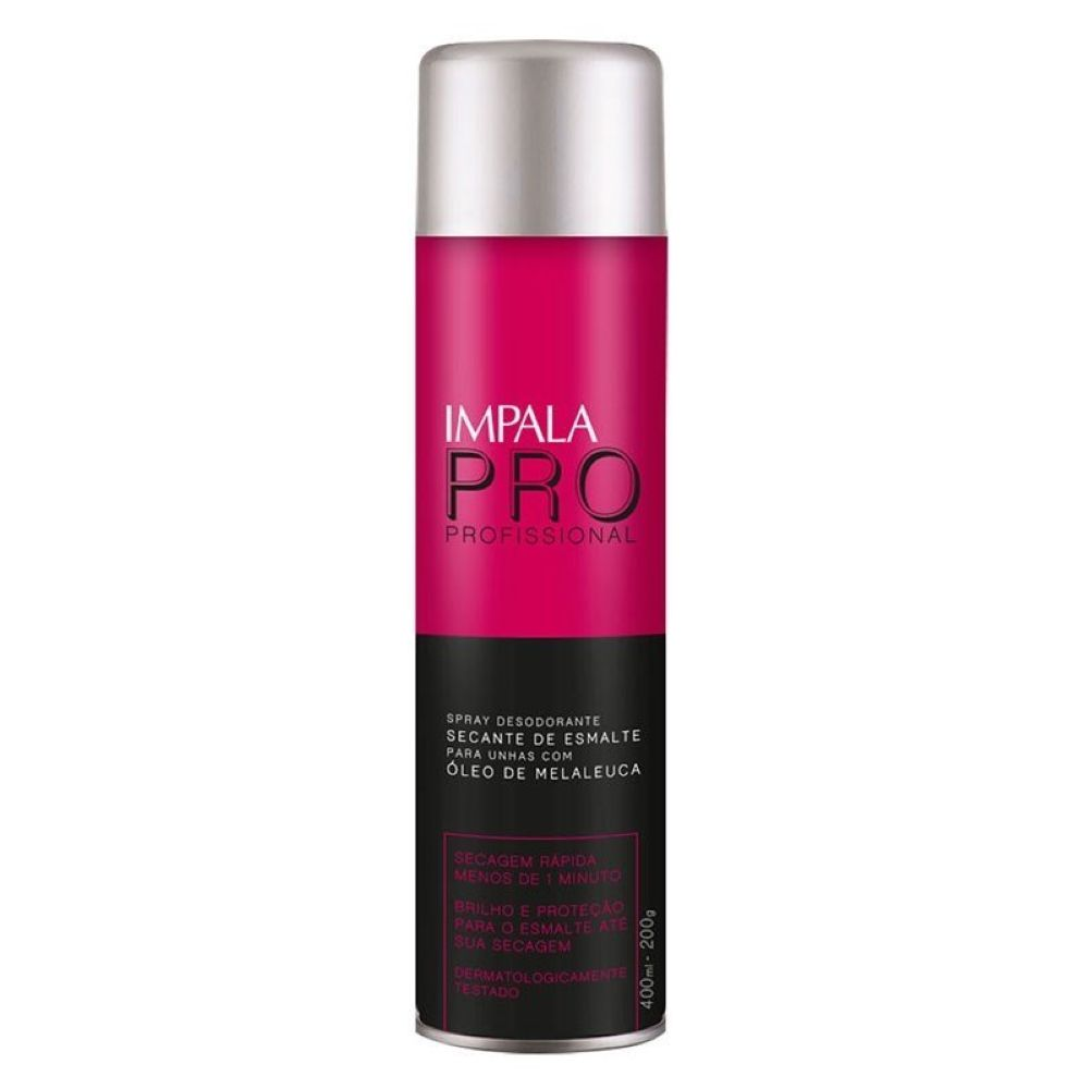 Spray Secante de Esmaltes Impala PRO 400ml