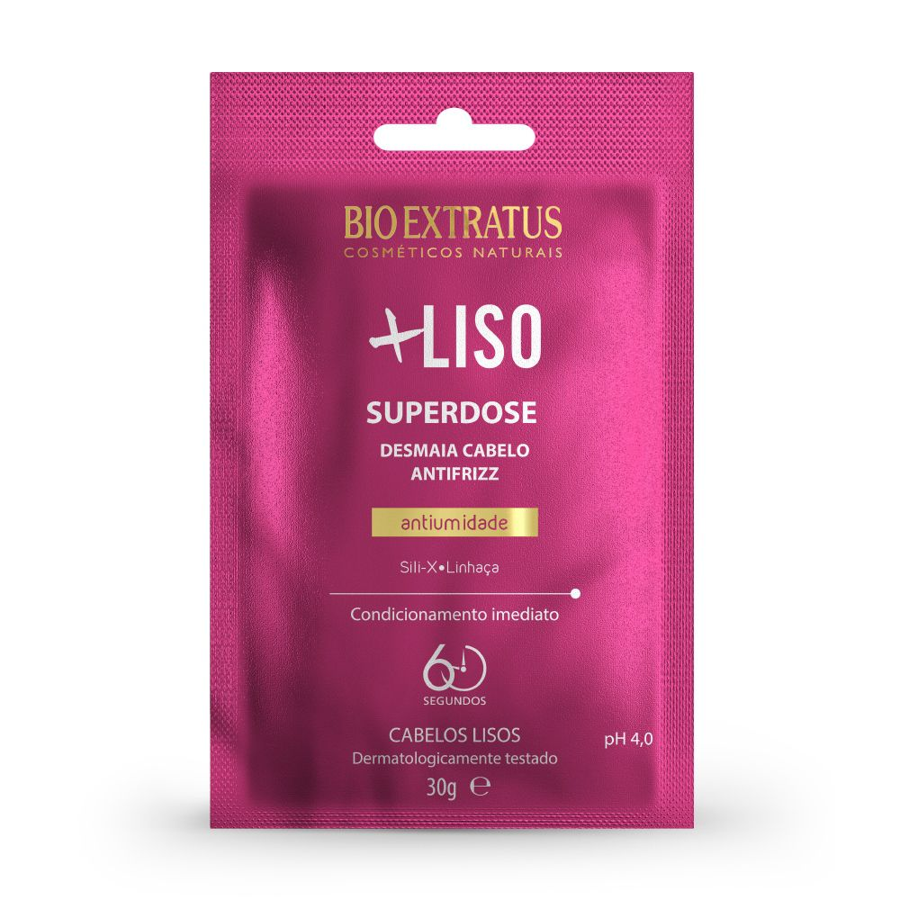 Super Dose Bio Extratus Mais Liso 30g