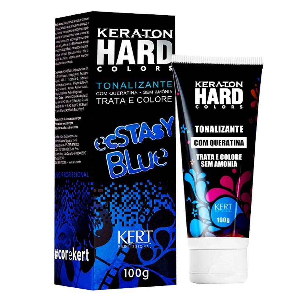Tonalizante Keraton Hard Colors Ecstasy Blue