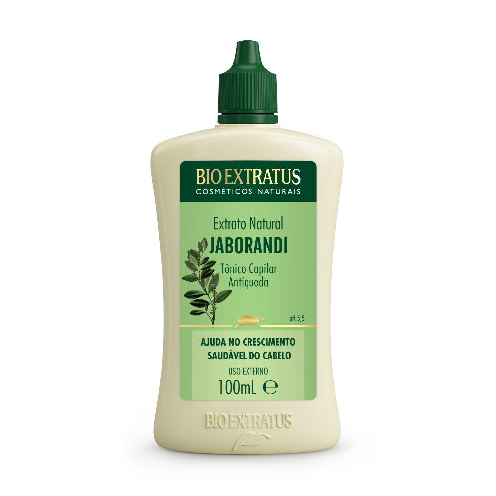 Tônico Bio Extratus Antiqueda Extrato Natural Jaborandi 100ml