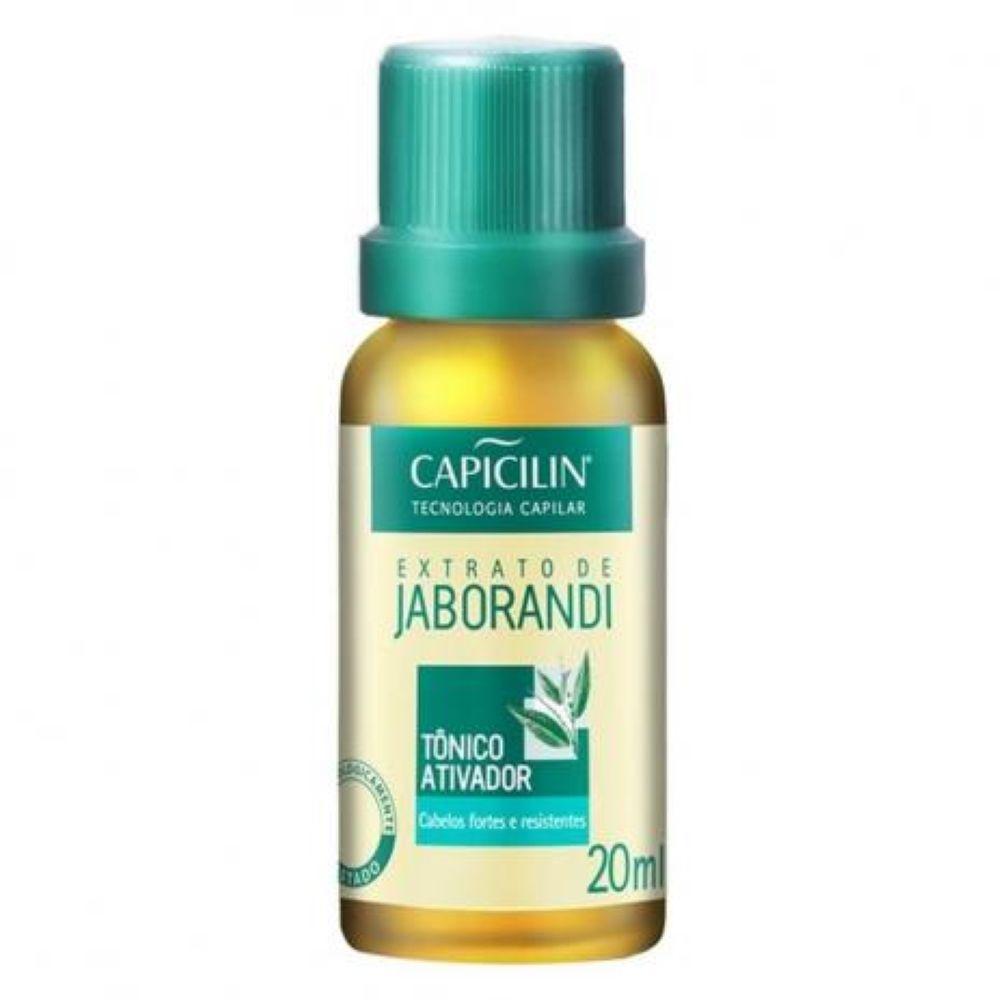 Tônico Capicilin Extrato de Jaborandi 20ml