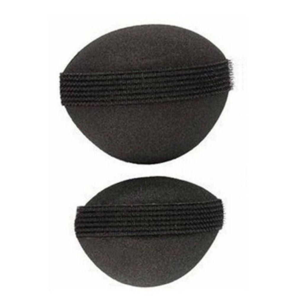 Topete com Bump Its de Velcro para Cabelo 2un