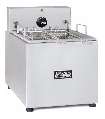 Fritador Elétrico Fire Com Filtro De Água 16l