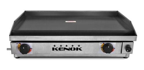 Chapa De Lanche A Gas Profissional Kenox 60x40cm