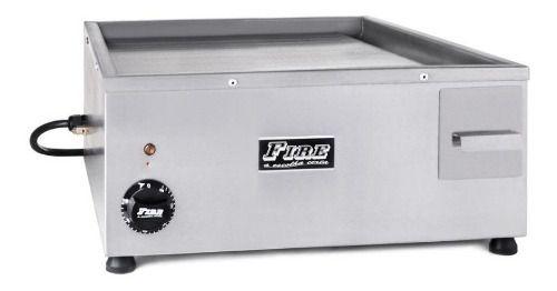 Chapa Elétrica Fire 50x40 2200 W