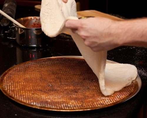 Tela Para Assar Pizza 40 Cm