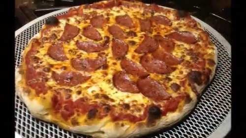 Tela Para Assar Pizza 25 Cm