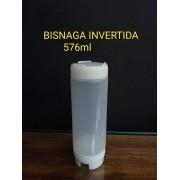 Bisnaga plástica invertida 576 ml