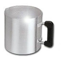 Canecão Leiteira De Aluminio 7,5 L Alumínio Vigor 22x22cm