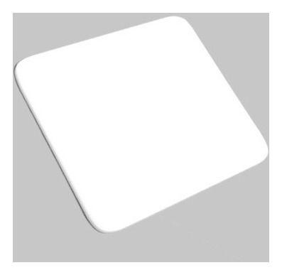 Tabua De Corte Polietileno Profissional Pronyl 1x25x30 Cm