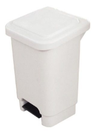 Lixeira Com Pedal 25 Litros Lar Plásticos Maior Durabilidade
