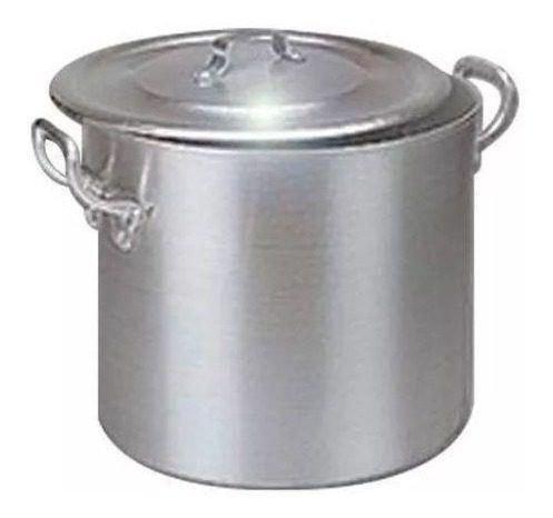 Panela Caldeirao Aluminio Vigor 27 Litros 34x30cm