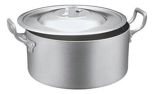 Panela Caçarola Industrial Alumínio Vigor 5,6 L 12,5x24cm