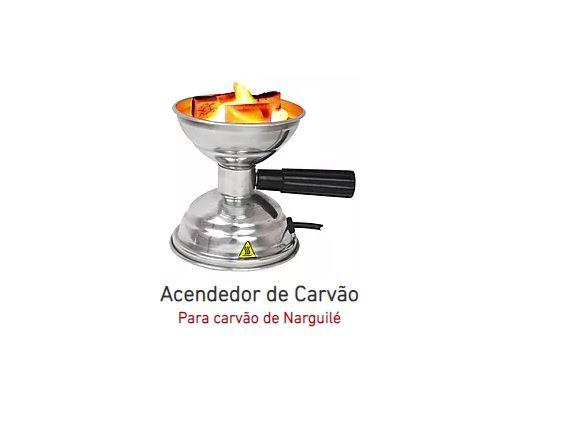 Acendedor de carvão Narguile 1021/1022