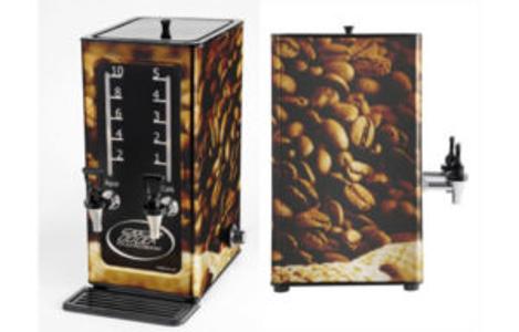 Cafeteira 5L inox