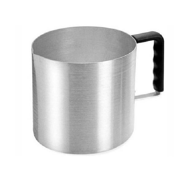 Canecão Leiteira De Aluminio 3,4 L Alumínio Vigor 16x16cm