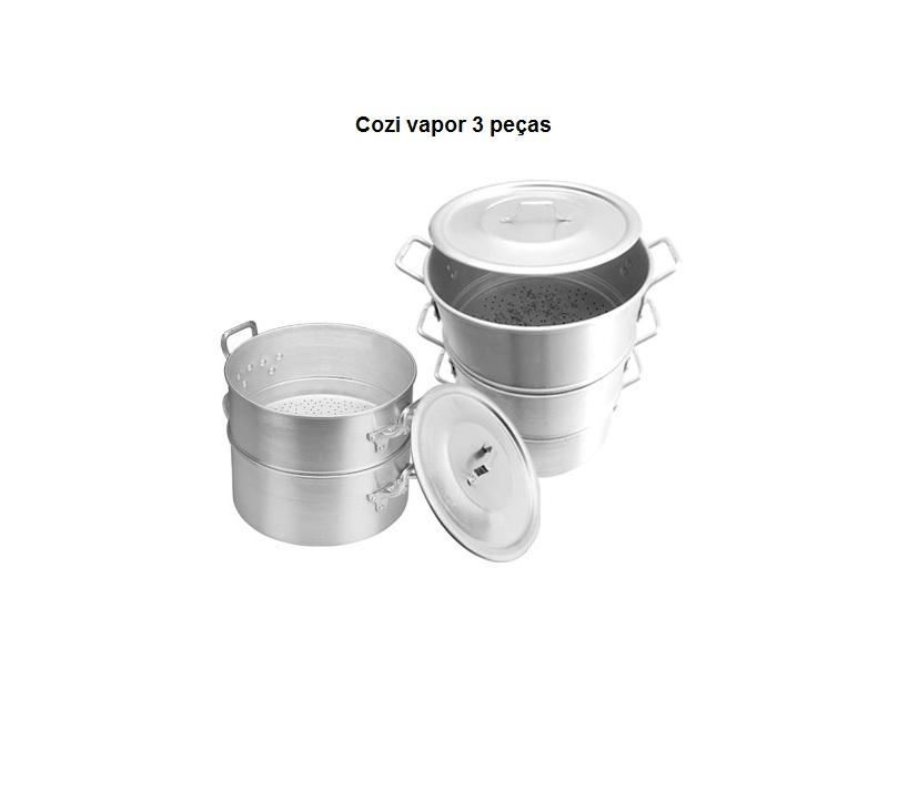 Cozi Vapor 30 c/ 3 peças