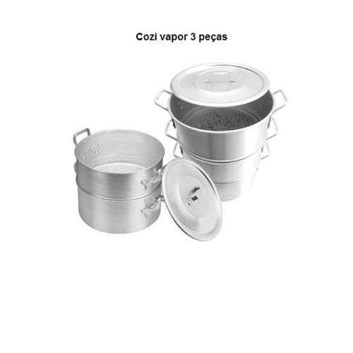 Cozi Vapor 40 c/ 3 peças