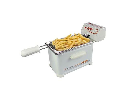 Fritadeira Elétrica   Frita Fácil 2 Litros branca