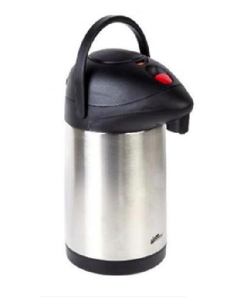 Garrafa Térm. Café Sucos Bebidas Aço Inox 3,5 Lts.