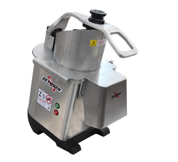 Processador de alimentos, com 7 discos diâmetro 203 mm - PA-7