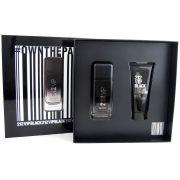 Kit Carolina Herrera 212 Vip Black - Eau de Parfum - 100ml + Gel de Banho 100ml