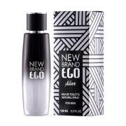 New Brand Prestige Ego Silver Eau de Toilette Masculino