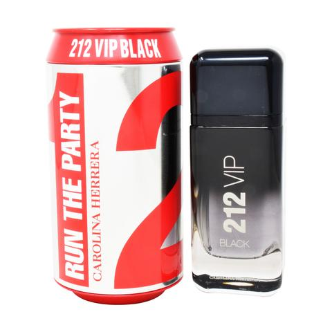 212 Vip Black Collector Edition Carolina Herrera Eau de Parfum Perfume Masculino