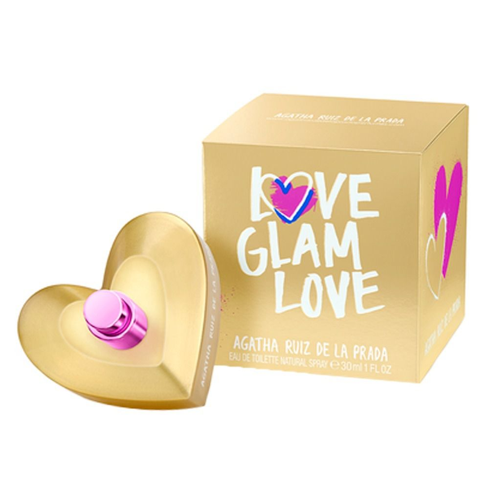Glam Love Agatha Ruiz Eau de Toilette Perfume Feminino