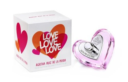 Love Love Agatha Ruiz Eau de Toilette Perfume Feminino