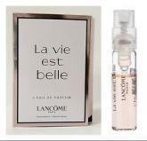 Amostra Lancome La Vie Est Belle Eau de Parfum Feminino 1.2ML